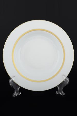 Набор глубоких тарелок, 6 шт. QUEENS CROWN. Цвет: мультицвет