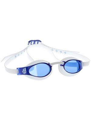 Очки для плавания X-LOOK Mad Wave. Цвет: синий
