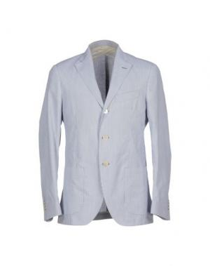 Пиджак SARTORIA LATORRE. Цвет: синий