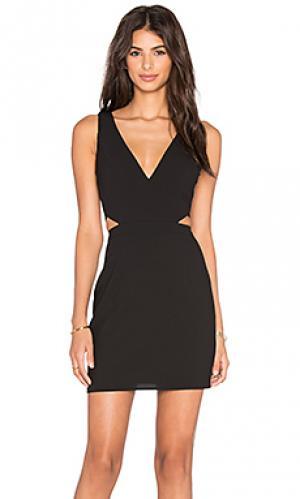 Обтягивающее платье sweet lust NBD. Цвет: черный