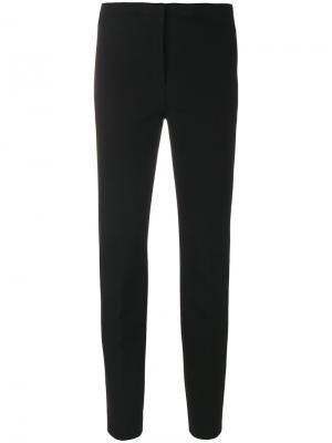 Укороченные брюки слим Dorothee Schumacher. Цвет: чёрный