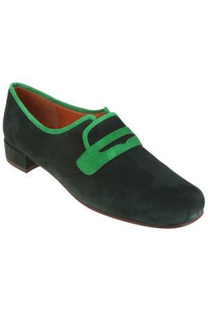 Туфли Chie Mihara. Цвет: зеленый