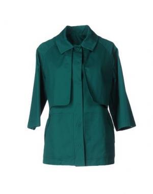 Пиджак GUTTHA. Цвет: зеленый
