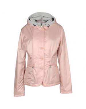 Куртка JAN MAYEN. Цвет: светло-розовый