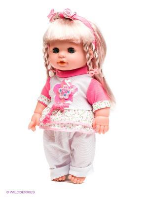 Игрушка Любимая кукла VELD-CO. Цвет: розовый