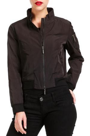Куртка PAMELA MILANO. Цвет: черный