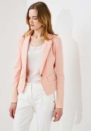 Пиджак Boss Hugo. Цвет: розовый