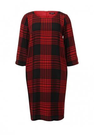 Платье More&More. Цвет: красный