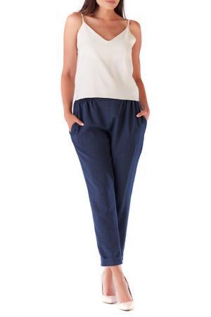 Trousers Awama. Цвет: navy