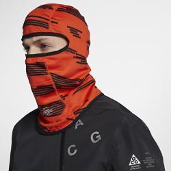 Балаклава унисекс Lab ACG Nike. Цвет: оранжевый