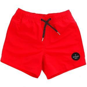 Шорты пляжные детские  Everydaysolvy13 Quik Red Quiksilver. Цвет: красный