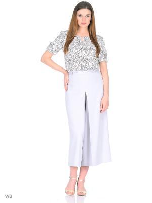 Юбка-брюки GiuliaRossi. Цвет: серый