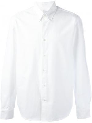 Классическая рубашка Études. Цвет: белый