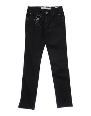 Повседневные брюки ROŸ ROGER'S CHOICE. Цвет: черный