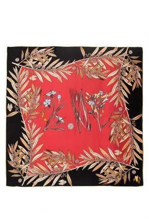 Шелковый платок 183365 Moltini. Цвет: разноцветный