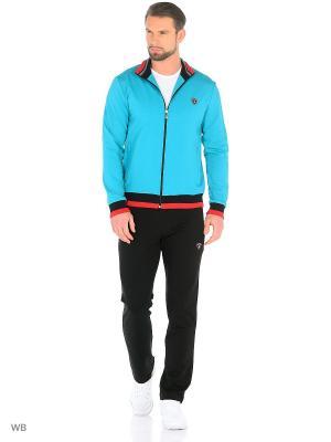 Спортивный костюм RED-N-ROCK'S. Цвет: бирюзовый