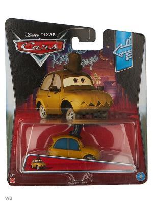 Машина Тачки 2 Mattel. Цвет: салатовый