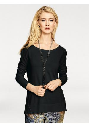 Пуловер B.C. BEST CONNECTIONS. Цвет: желтый, оливковый, черный