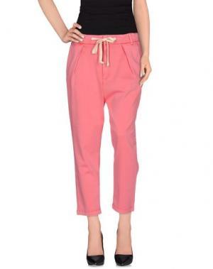 Повседневные брюки HAIKURE. Цвет: фуксия
