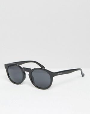 Mr Boho Солнцезащитные очки с классическими стеклами Mr. Jordaan. Цвет: черный