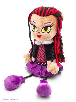 Monster High кукла плюшевая Клодин Вульф, 35 см 1Toy. Цвет: прозрачный