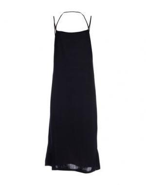 Платье до колена ANNAPURNA. Цвет: темно-синий
