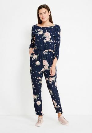 Комбинезон Pepe Jeans. Цвет: синий