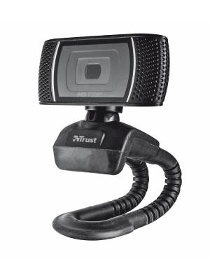 Веб-камера 18679  Trust TRINO HD VIDEO WEBCAM. Цвет: черный