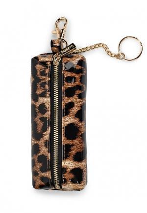 Ключница Fabretti FA013-brown leo L