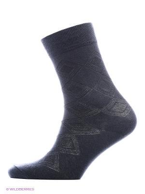 Носки (комплект из 3 пар) Призер. Цвет: темно-серый