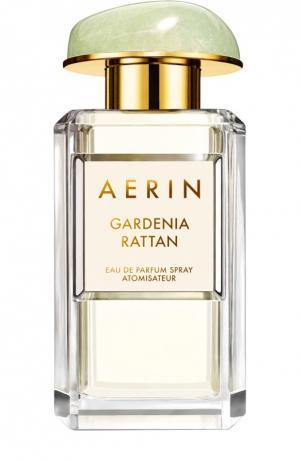 Парфюмерная вода Aerin Gardenia Rattan Estée Lauder. Цвет: бесцветный