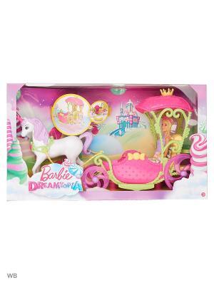 Кукла Barbie. Цвет: розовый