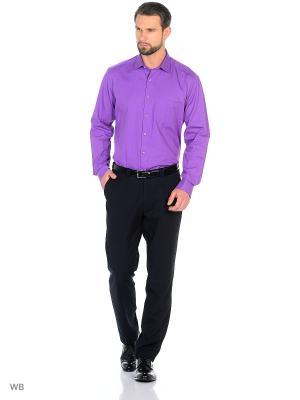 Рубашка BIRIZ. Цвет: фиолетовый