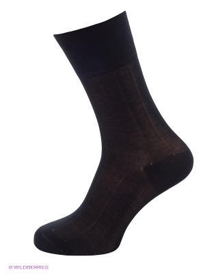 Носки ASKOMI. Цвет: черный