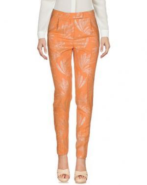 Повседневные брюки BEATRICE. B. Цвет: оранжевый
