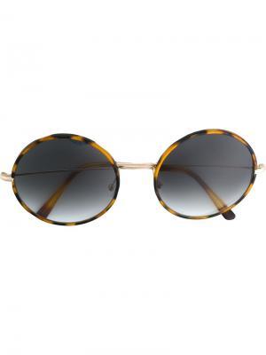 Солнцезащитные очки Yoko Spektre. Цвет: телесный
