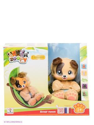 Развивающая игрушка Zoopy. Цвет: зеленый