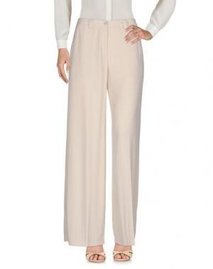 Повседневные брюки KATIA G.. Цвет: бежевый
