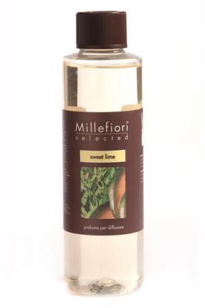 Рефилл Мускус и Специи, 250 мл millefiori milano. Цвет: коричневый