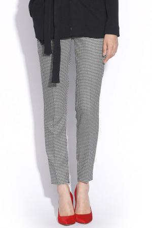 Pants Nissa. Цвет: black and white