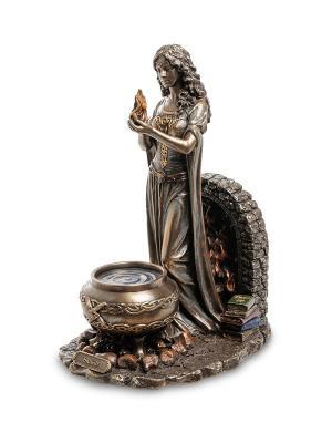Статуэтка Бригита - богиня домашнего очага Veronese. Цвет: бронзовый
