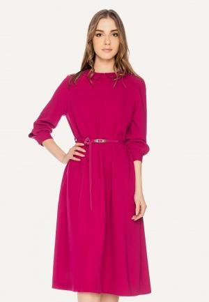 Платье Stimage. Цвет: розовый