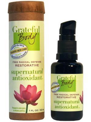 Восстанавливающая сыворотка с антиоксидантами Grateful Body. Цвет: кремовый
