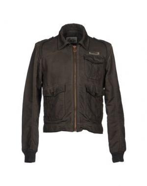 Куртка MP001 MELTIN POT. Цвет: свинцово-серый