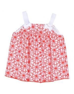 Блузка I PINCO PALLINO I&S CAVALLERI. Цвет: красный