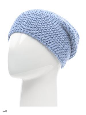 Шапка Noryalli. Цвет: серо-голубой, светло-голубой, светло-серый