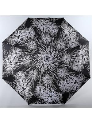 Зонт Trust. Цвет: черный, белый
