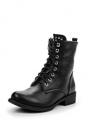 Ботинки Sweet Shoes. Цвет: черный