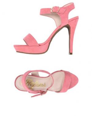 Сандалии REFRESH. Цвет: розовый
