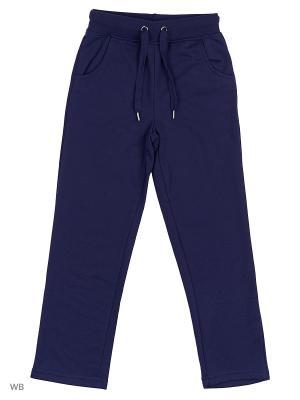 Спортивные брюки Modis. Цвет: антрацитовый, индиго